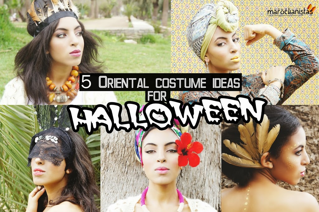 5 Oriental costume ideas for Halloween !