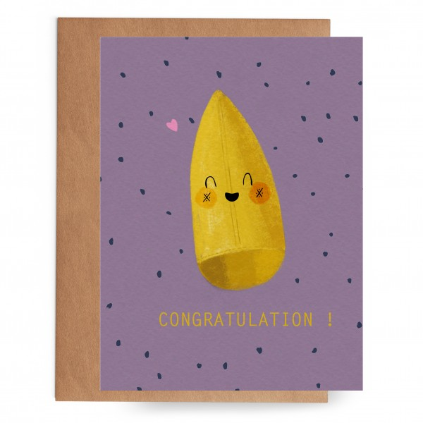 Congratulation for new baby babouche !